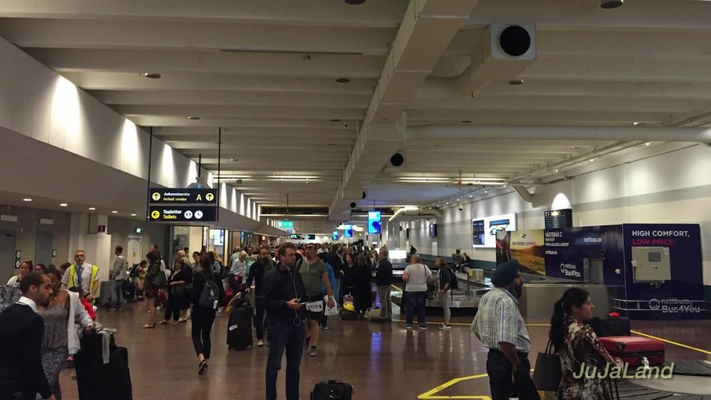 Flughafen Arland