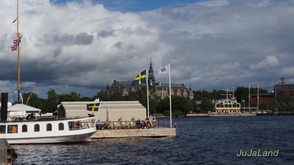 Stockholm am Wasser